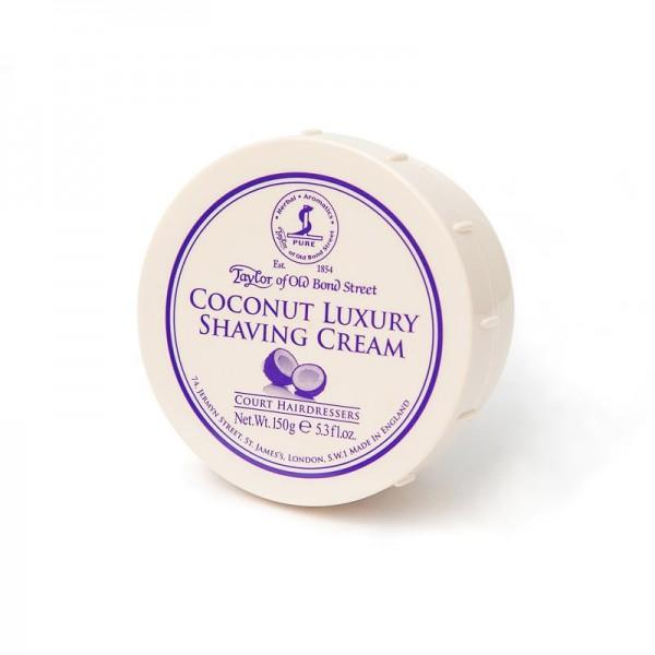 Taylor of Old Bond Street - Coconut Shaving Cream, 150 Gramm