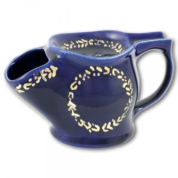 Geo F. Trumper - Oxford Blue Shaving Mug inkl. Rasierseife
