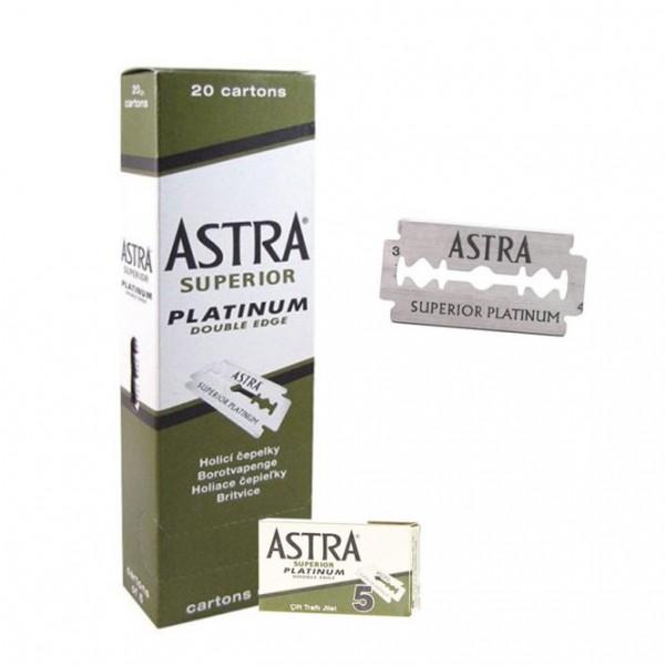 Astra - Superior Platinum - Rasierklingen