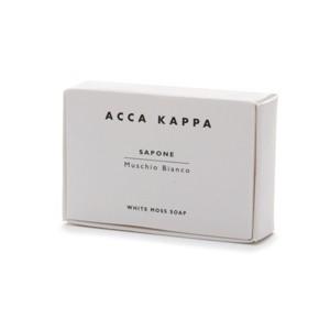 Acca Kappa - White Moss Soap, 100 Gramm