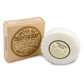 Mitchell's - Original Wool Fat Shaving Soap / Rasierseife Refill, 125 g