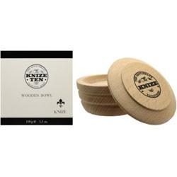 Knize Ten - Rasierseife Wooden Bowl, 100 g