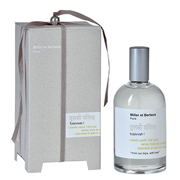Miller et Bertaux - Tulsivivah! Eau de Parfum, 100 ml