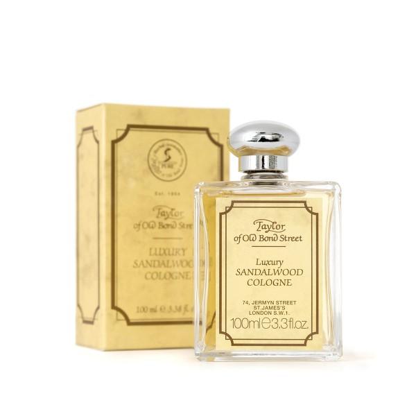 Taylor of Old Bond Street - Sandalwood Cologne, 100 ml