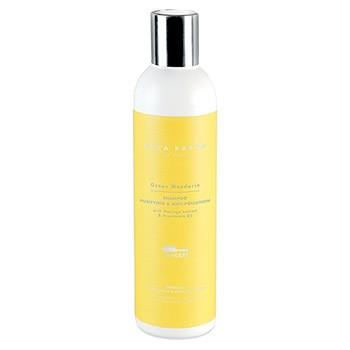 Acca Kappa – Green Mandarin Shampoo Anti - Pollution, 250 ml
