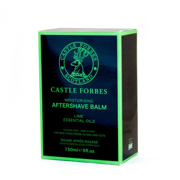 Castle Forbes Collection – Lime After Shave Balm