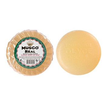 Musgo Real - Glycerine Oil Soap Classic Scent, 165 g