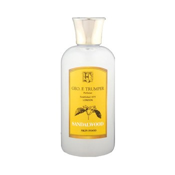 Geo F. Trumper - Sandalwood Skin Food, 500 ml