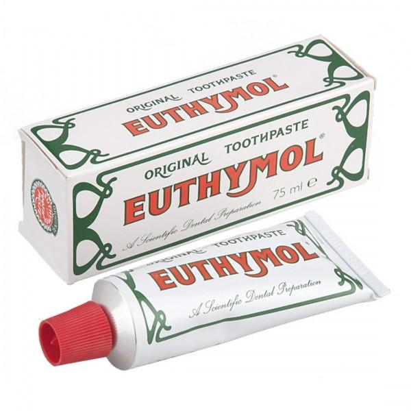 Euthymol Toothpaste - Zahnpaste 75 ml