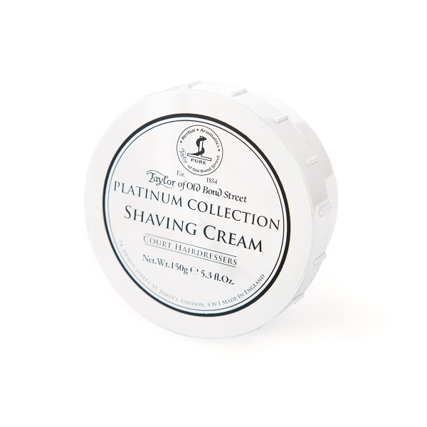 Taylor of Old Bond Street - Platinum Shaving Cream