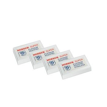 Dovo - Rasierklingen Merkur Super Platinum, 400 Stück