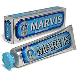 Marvis - Aquatic Mint Zahncreme, 75 ml