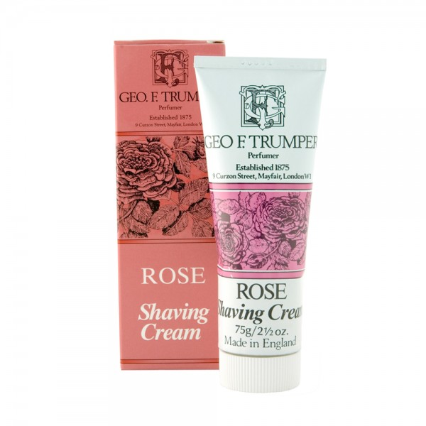 Geo F. Trumper - Rose Shaving Cream Tube